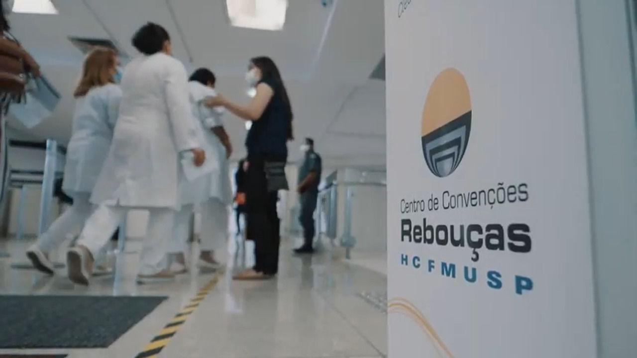 Rebouças divulga vídeo sobre o momento histórico da vacinação no país