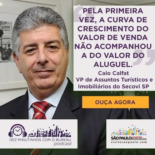 Caio Calfat – VP do SECOVI-SP