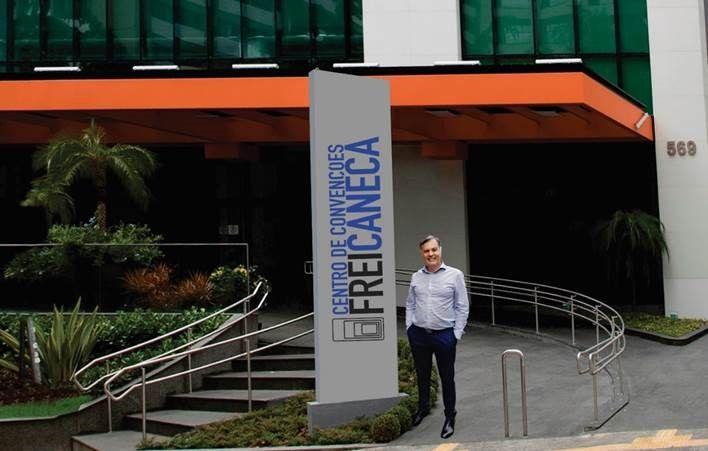 Centro de Convenções Frei Caneca: 20 anos – Construindo parcerias e histórias de sucesso